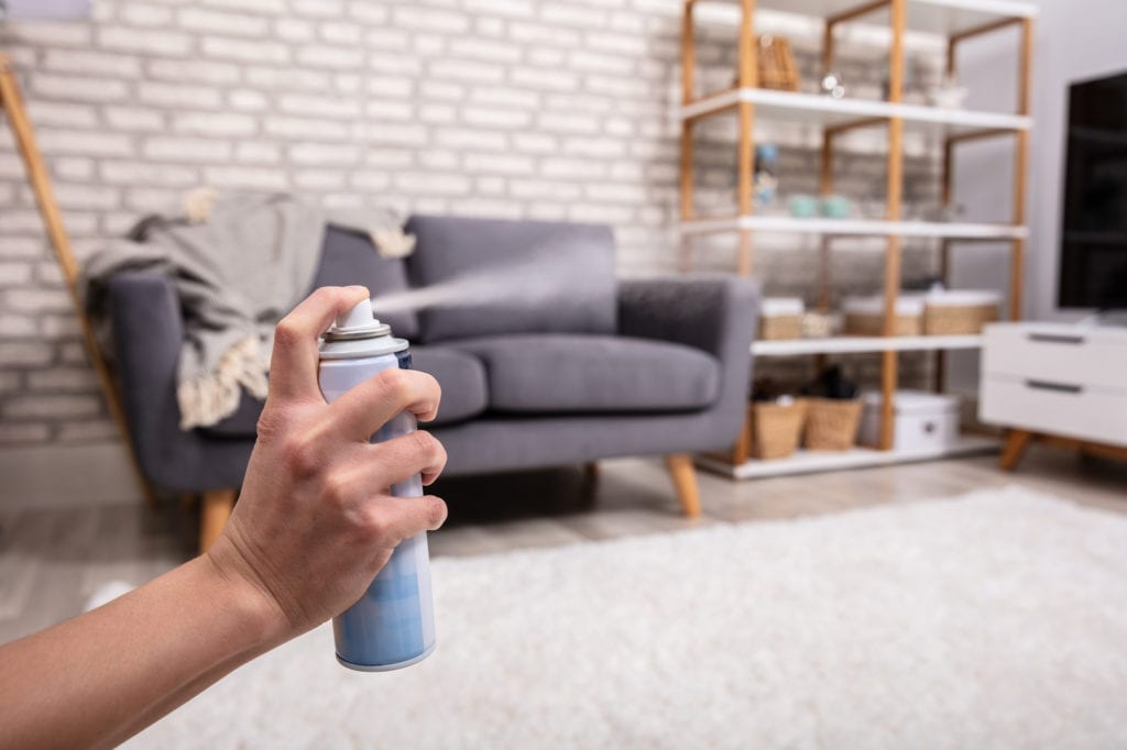 Why Do My Carpets Smell Bad After A (Steam) Cleaning?